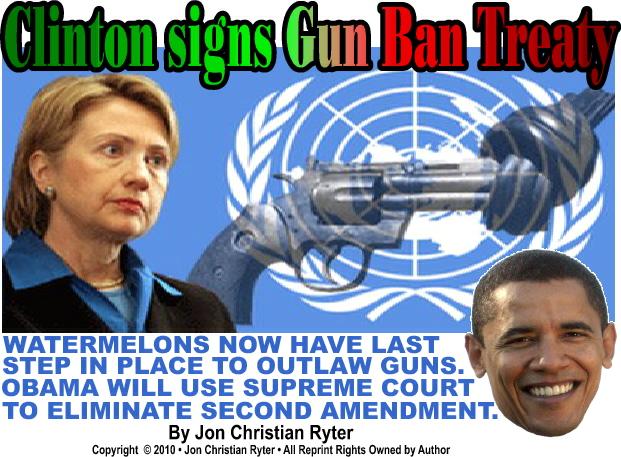 united nations gun ban