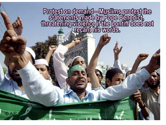 dialogue between muslim and christian about the violence in the name of religion According to official figures, there were 6,933 instances of communal violence between 1954 and 1982 and, between 1968 and 1980, there were 530 hindus and 1,598 muslims killed in a total of 3,949 instances of mass violence.